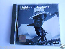 cd's jazz blues soul jazz lightnin' hopkins morning blues r&b raro rare cd's cds