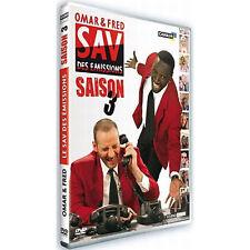 16130 // SAV DES EMISSIONS OMAR & FRED SAISON 3  DVD NEUF