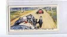 (Jp201-100) Ogdens,Motor Races,Circuit De Dieppe  ,1931 #27
