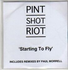 (CS710) Pint Shot Riot, Starting to Fly - 2012 DJ CD