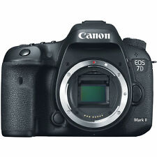 "Canon EOS 7D Mark II Body 20.2mp 3"" DSLR Digital Camera Brand New Jeptall"
