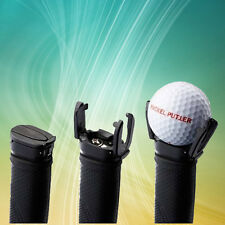 Golf Ball Pick Up Back Tool Saver Claw Put On Putter Grip Retriever Grabber