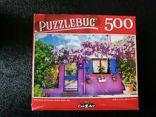 CRA Z ART Puzzlebug BURANO ITALY Jigsaw Puzzle 500 piece SEALED 18.25 x 11
