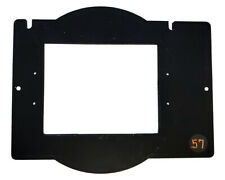 Omega 4x5 Negative Carrier W/ Anti Newton Glass for D Series Darkroom Enlargers