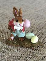 Wee Forest Folk Busy Bunny