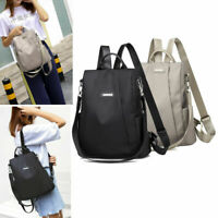 Women Oxford Cloth Backpack Anti-theft Day pack Girls Casual Travel School Bags