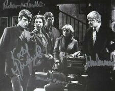 More details for doctor who autograph: the deamons cast signed photo
