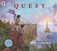 Quest, Paperback by Becker, Aaron; Becker, Aaron (ILT), Brand New, Free shipp...