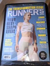 Runner's World Magazine July 2018