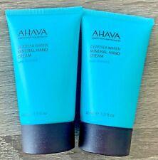 Two Ahava - 'Deadsea Water Sea-Kissed Mineral Hand Cream' (2 X 1.3 Fl. Oz.) Look