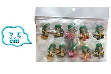 10 Mini Figurines Urusei Yatsura