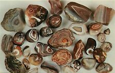 Lake Superior Agates Mississippi River Valley Great Lakes Postcard