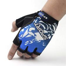Fishing Fingerless Gloves Anti-Slip Fishing Gloves for Cycling Sport Pair
