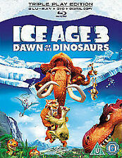 Ice Age 3 - Dawn Of The Dinosaurs (Blu-ray, 2009)