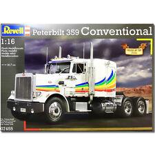REVELL Peterbilt 359 Conventional Truck 1:16 Model Kit - 07455