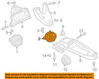 BMW OEM 12-16 528i-Transmission Trans Mount 22326780269