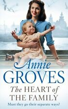 The Heart of the Family by Annie Groves | Paperback Book | 9780007265909 | NEW