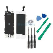 LCD Display Touch Screen Digitizer/WHITE Assembly Replacement for iPhone 5S