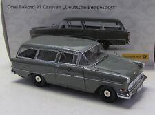 Opel Rekord P1 Caravan ( Deutsche Bundespost 1957 ) 1:18 Minichamps