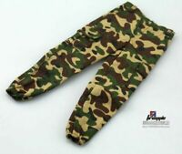 1/6 Scale Army Camo. Male Pants Trousers Fit 12'' Soldier Figure