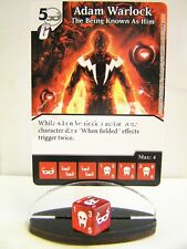 Dice Masters - 2x #001 Adam Warlock The Being Known As Him - Guardians of the Ga