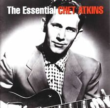 CHET ATKINS (2 CD) THE ESSENTIAL ~ GUITAR LEGEND ~ COUNTRY POP / BOOGIE *NEW*