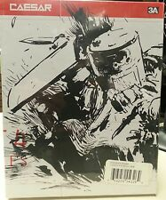 Wwrp Caesar BcELL 3A Ashley Wood figure Three A