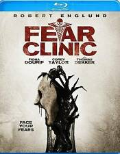 NEW GENUINE USA REGION A BLU RAY FEAR CLINIC FAST FREE S&H 1ST CLASS
