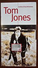 CS3> FILM VHS TOM JONES UN FILM DI TONY RICHARDSON