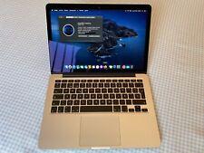 Apple MacBook Pro retira 13 Pulgadas - NUEVO -