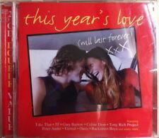 CD de musique pop compilation various