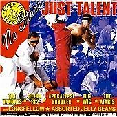 Various Artists - No Stars, Just Talent (1999) Kung Fu Records  CD