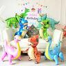 4D Kids Gift Birthday Aluminum Foil Balloon Toy Dinosaur Party Decoration