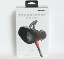 BOSE SoundSport Pulse Wireless Bluetooth 762518-0010 Headphones Sealed New