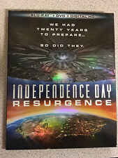 Independence Day NO MOVIE Blu-ray Slip Cover for Blu-ray Case