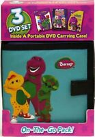 Barney: On-The-Go Pack (Three-Disc Edition) (B New DVD