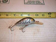 VINTAGE REBEL SUPER-R RATTLING FISHING LURE