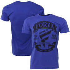 "Forza Sports ""Origins"" Mma T-Shirt - Royal Blue"
