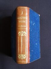 Voyages en Amérique, en France et en Italie - T.1 T.2