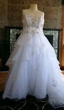 Alfred Angelo Disney Belle Wedding Dress