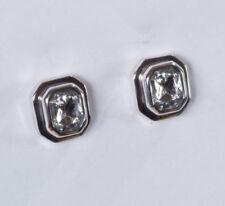 Mode-Ohrschmuck aus Metall-Legierung mit Kristall Clips