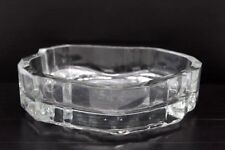 Large RARE Tapio Wirkkala Art Glass Bowl Signed Iittala # 3560 ~ 8""