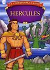 HERCULES DVD Nuovo STORYBOOK ANIMAZIONE SIGILLATO ERCOLE