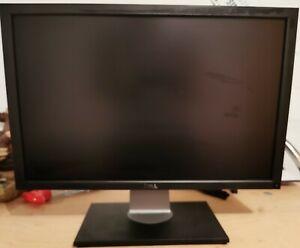 Dell UltraSharp U2410f (24 Zoll) 16:10 LCD Monitor Bildschirm Schwarz und Silber