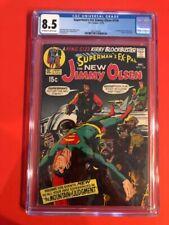Superman's Pal Jimmy Olsen #134 CGC 8.5 First Appearance of Darkseid!