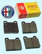 4 Pastiglie Freni Anteriori  per Alfa Romeo Giulia 1300 - 1600