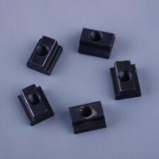 Neu 5 Stk Nutenstein Nut M8  T-Nuten Stehlen Profil für Werkzeugmaschine
