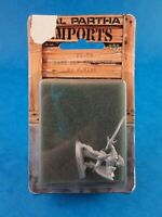 Gaming Miniature RAL PARTHA - DARK ELF WAR CHIEF Unopened FA-78
