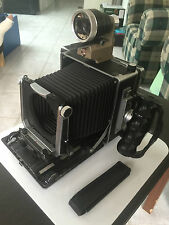 Linhof Master Technika 4X5 Large format Camera Classic with Accessories