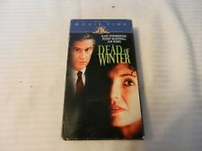 Dead of Winter (VHS, 1997, Movie Time) Roddy McDowall, Mary Steenburgen